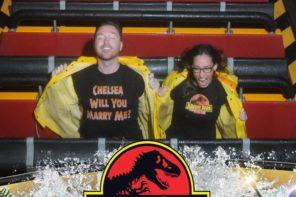 Jurassic Park Proposal