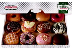 How Krispy Creme Became The World's Most Famous Donut