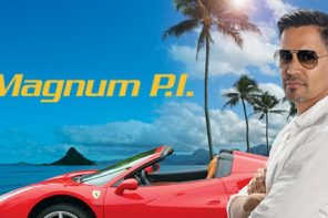 Behind The Scenes Of Magnum PI Reboot