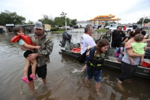 Cajun Navy To The Rescue