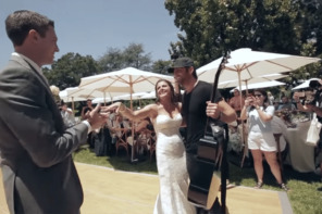Country Star Crashes Dream Wedding
