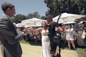 Country Star Crashes Dream Wedding