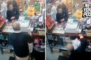Customers Rescue Diabetic Cashier