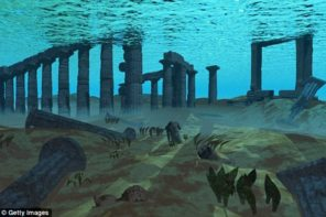 Lost City Of Atlantis May Have Been Found Off Spanish Coast