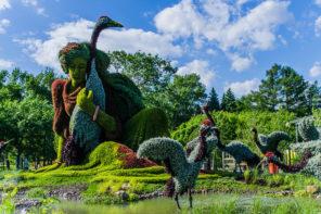 Amazing Montreal Botanical Gardens