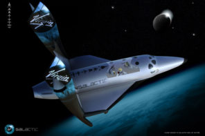 Virgin Galactic Is Close To Finally Geting Humans To Space