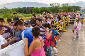 Samaritan's Purse Helps Venezuelans Who Flee To Colombia