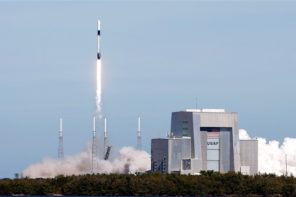 This Rocket Is Delivering Christmas To The International Space Station