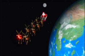 The History Behind Norad Tracking Santa Claus
