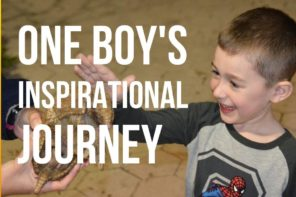 One Boy's Inspirational Journey With Niemann-Pick Disease
