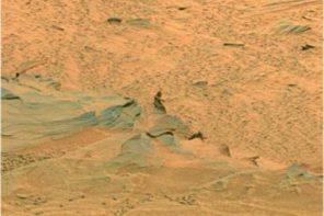 Proof Of Life On Mars?