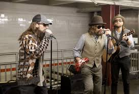 Maroon 5 In Disguise Performs In Subway