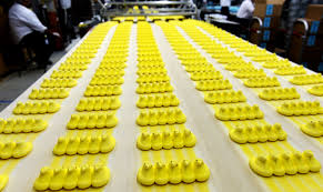 Peeps Is Offering A Free Tour Of Their Factory Like Willie Wonka