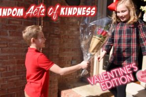 Random Acts Of Kindness On Valentines Day