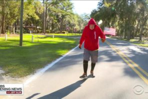 95 Year Old Plans To Run Across The United States A Second Time