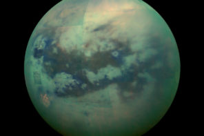 A Colony On Titan
