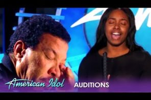 Blind Girl Has The Judges Bawling