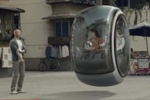 Volkswagon Car Of The Future