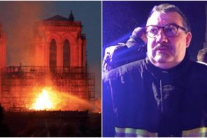 Hero Priest Who Saved Crown Of Thorns From Burning Cathedral Of Notre Dame