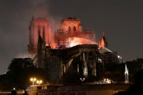 French Billionaires Pledge Millions To Rebuild The Cathedral Of Notre Dame