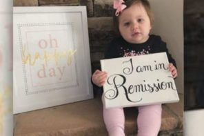Kentucky Toddler Beats Stage Four Cancer