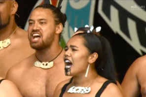 "Maori Rendition of ""Bohemian Rhapsody"""