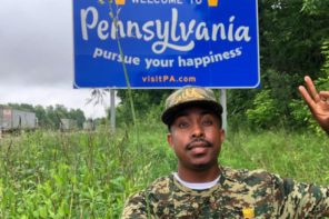 Man Comes To All 50 States To Mow Lawns For Veterans