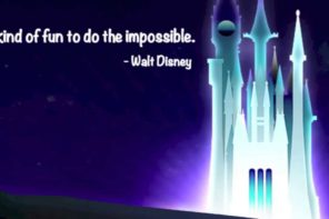 The Words Of Walt Disney