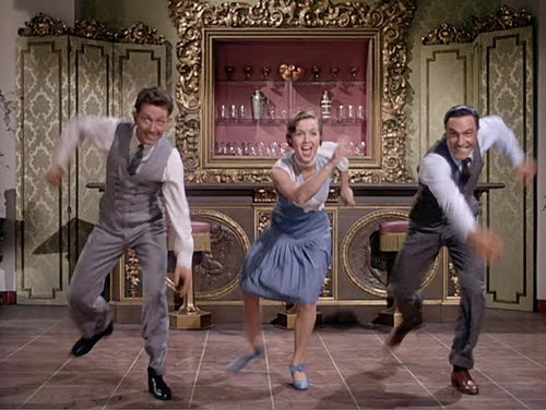 Old Movie Stars Dance To Uptown Funk