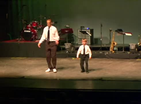 Tap Dance Showdown