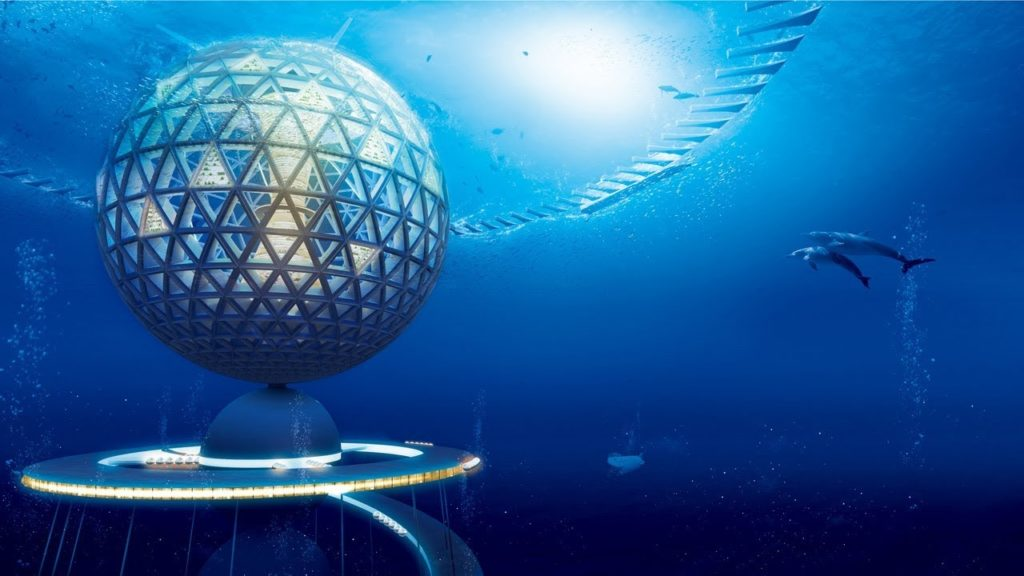 Underwater Cities Are Coming To Our Future