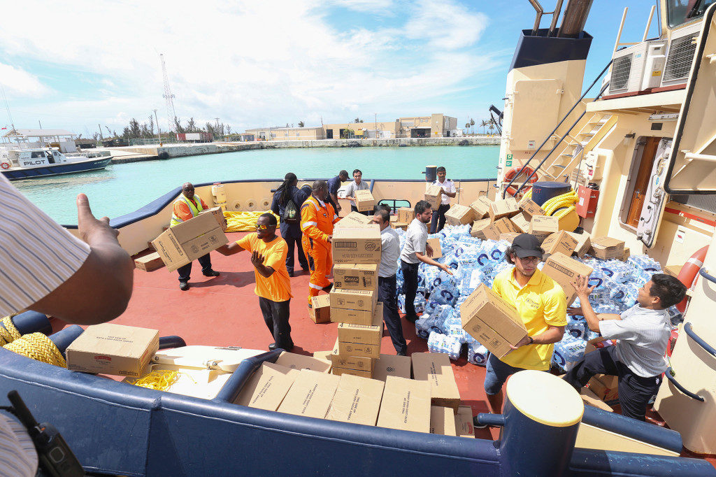 Cruise Line Sends Thousands Of Meals To The People Of The Bahamas After Hurricane