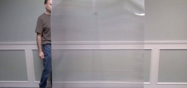 A Real Invisibility Cloak Is Here