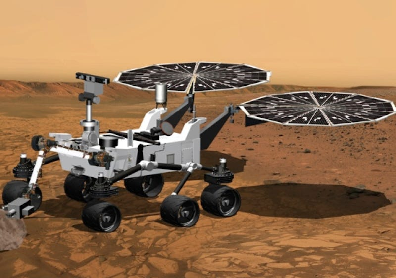 Nasa Plans To Make Oxygen On Mars With Moxie