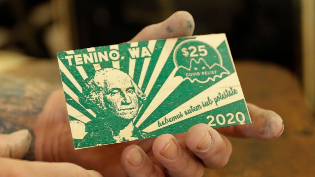 Town Prints Own Money To Help People During The Pandemic