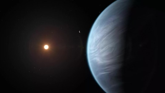 A Super Earth Has Been Found That Has Water