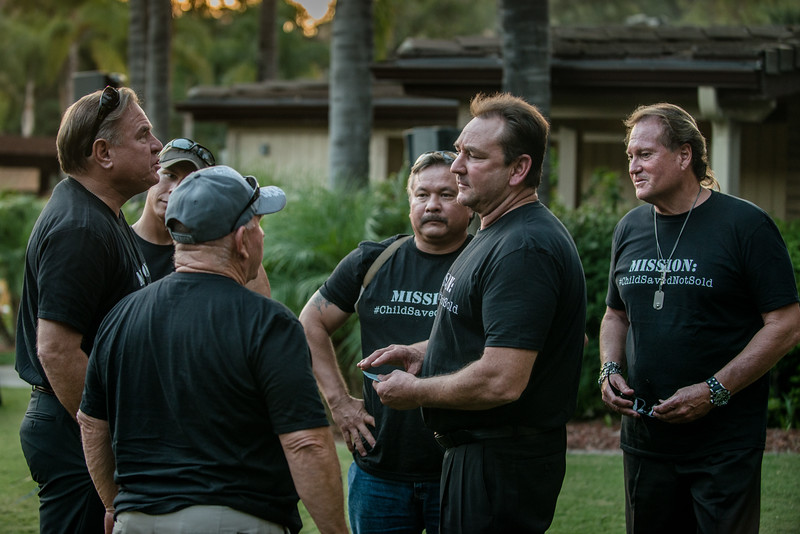 Former Police Detectives And Navy Seals Have United To Save Children From Traffickers